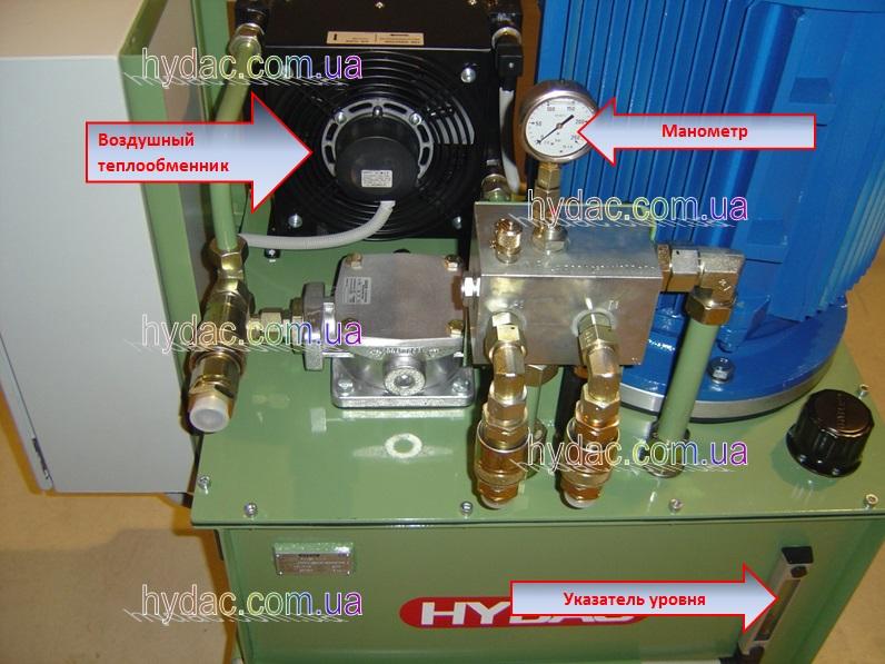 Теплообменник на маслостанции Уплотнения теплообменника Анвитэк AMX 100 Владимир